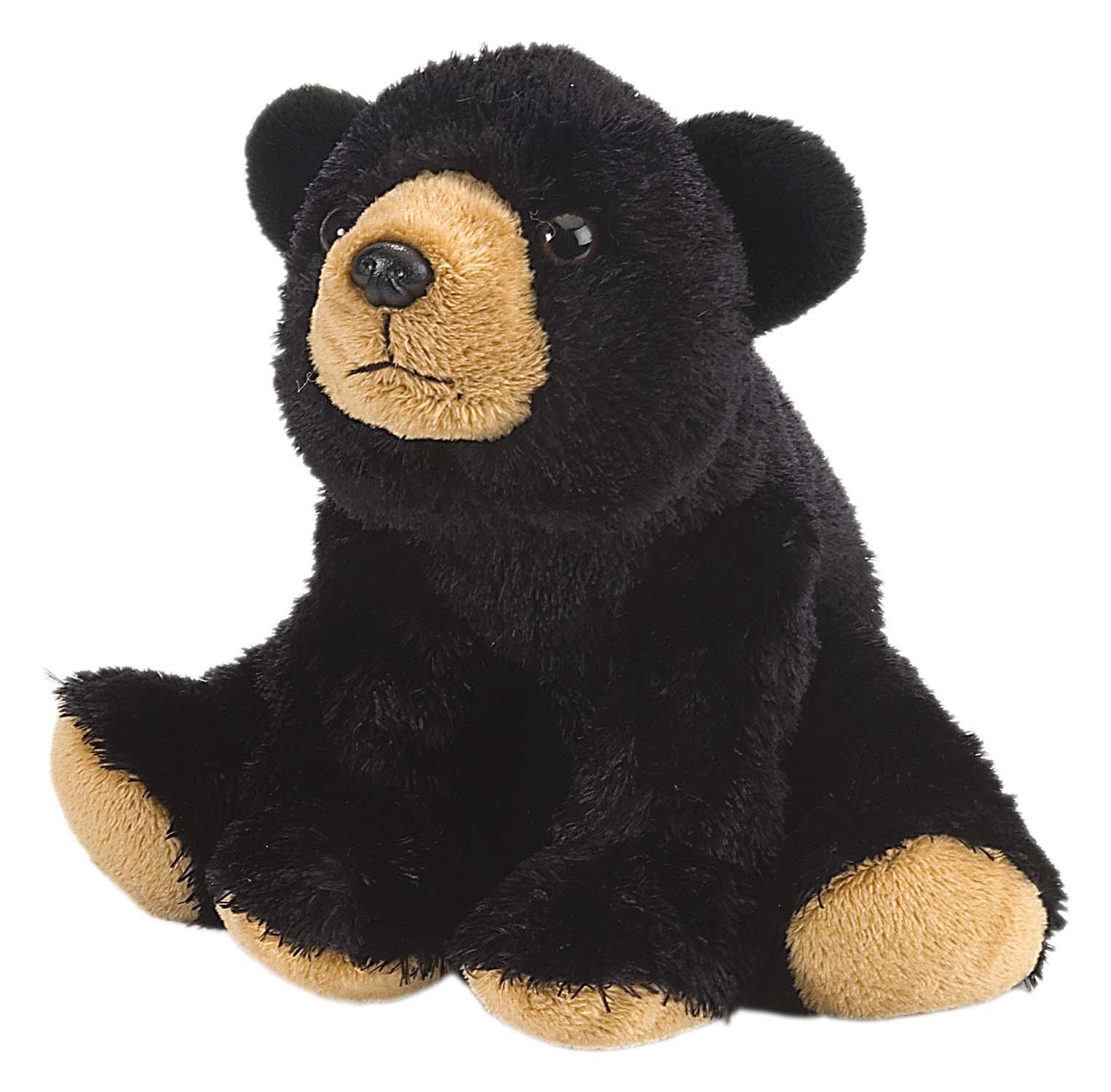 schwarzer Bär ca. 20 cm