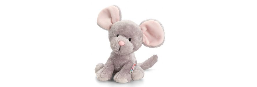 Plüschtier Maus ca. 14 cm