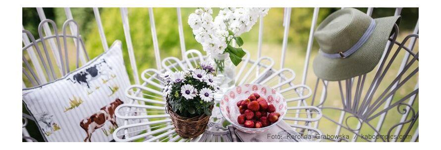 Sommer genießen daheim | Lashuma Wellnessmanufaktur Blog